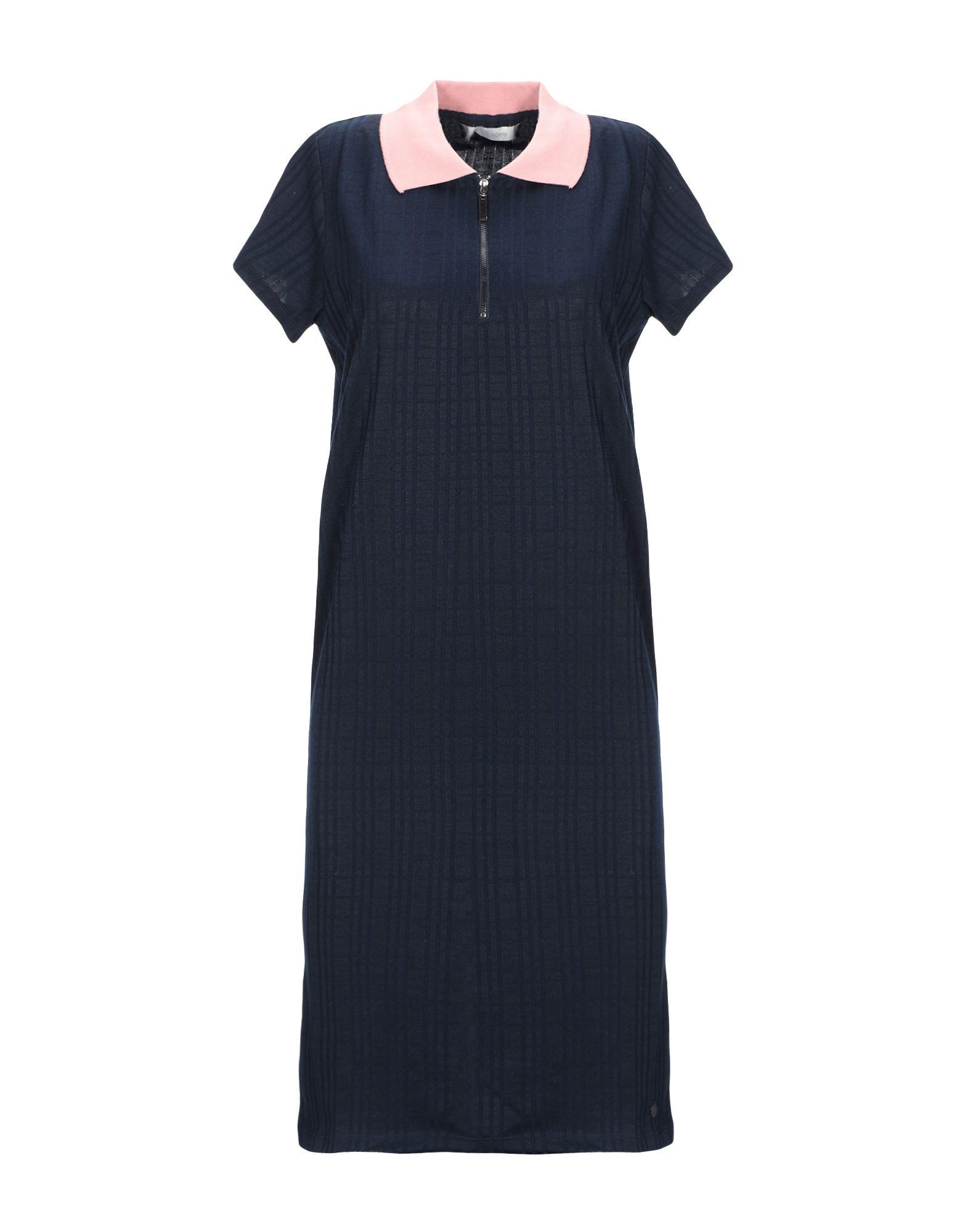 NÜMPH Платье до колена nümph короткие носки