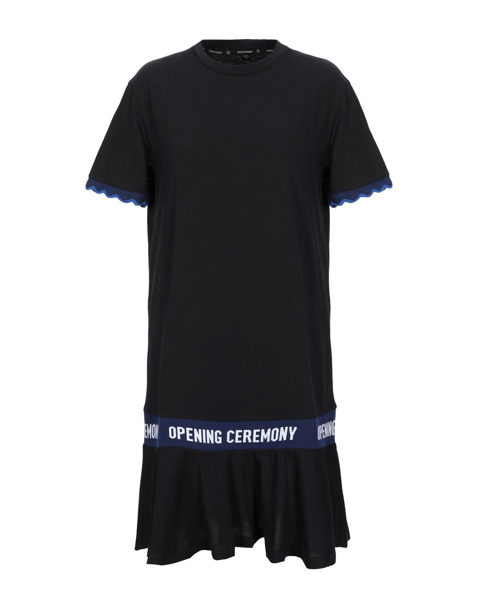 OPENING CEREMONY Короткое платье opening ceremony длинное платье