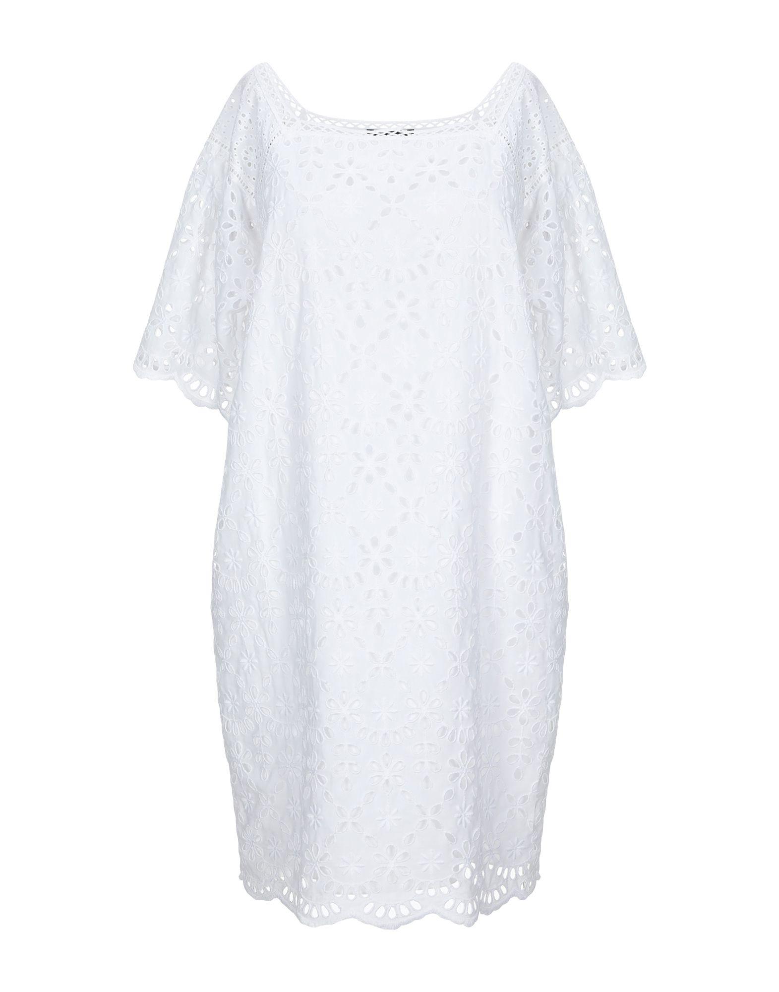 ERMANNO DI ERMANNO SCERVINO Короткое платье платье ermanno scervino платья и сарафаны приталенные