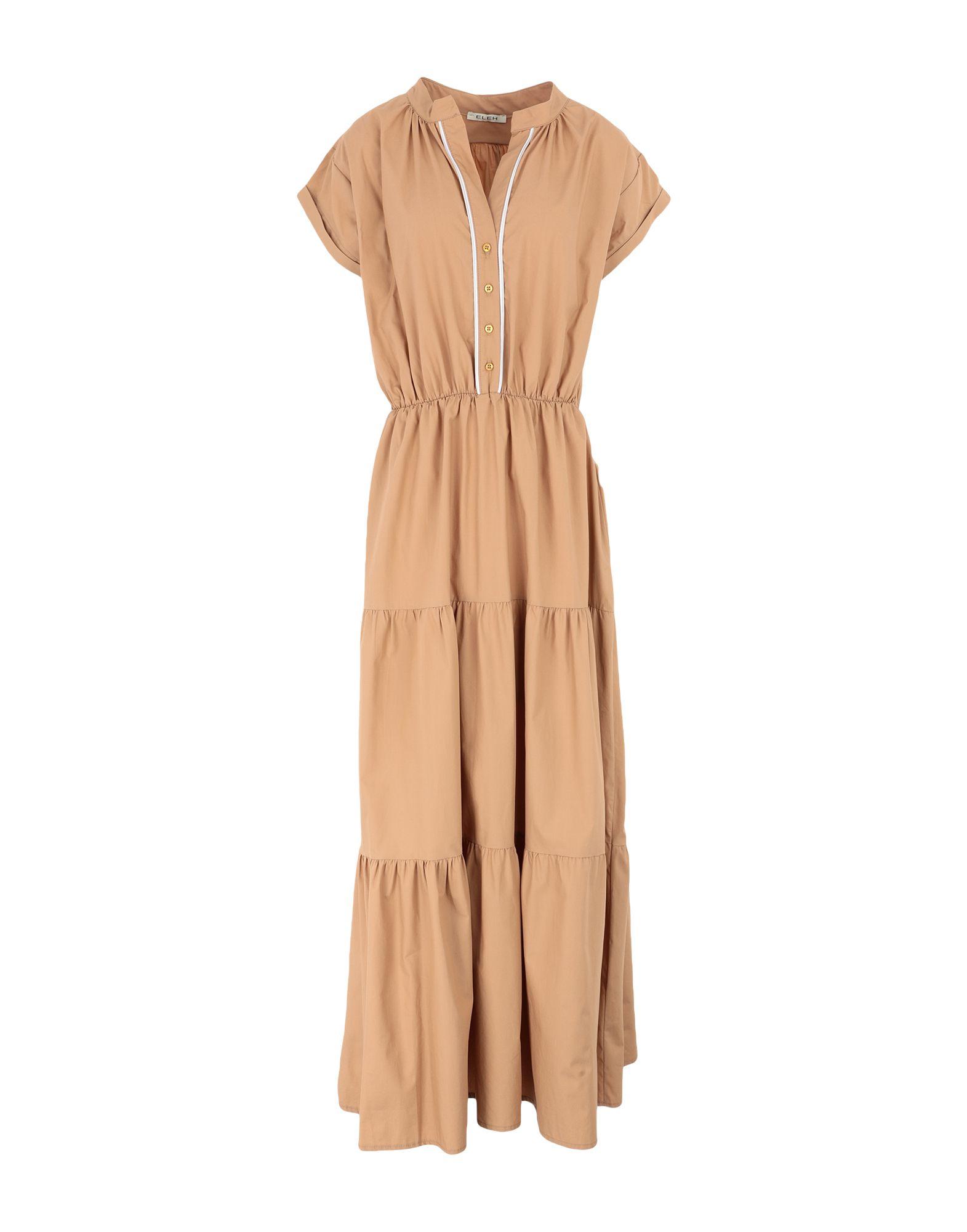 ELEH Длинное платье