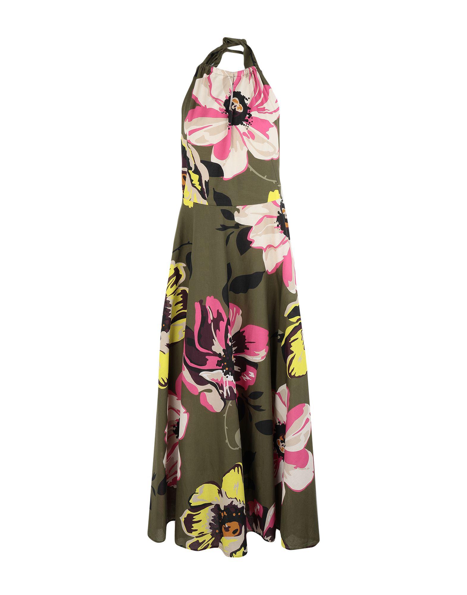 EMMA Длинное платье