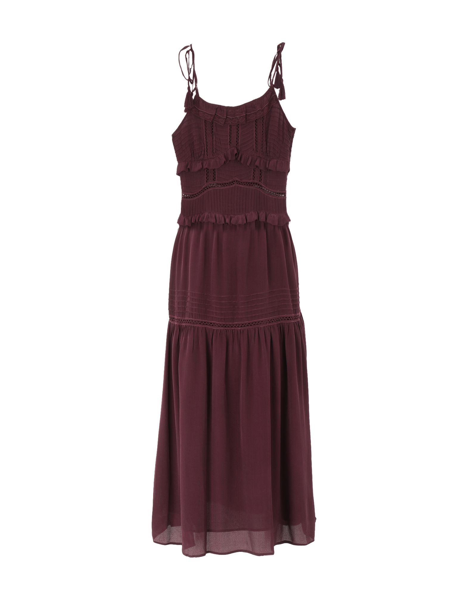 SEA Длинное платье