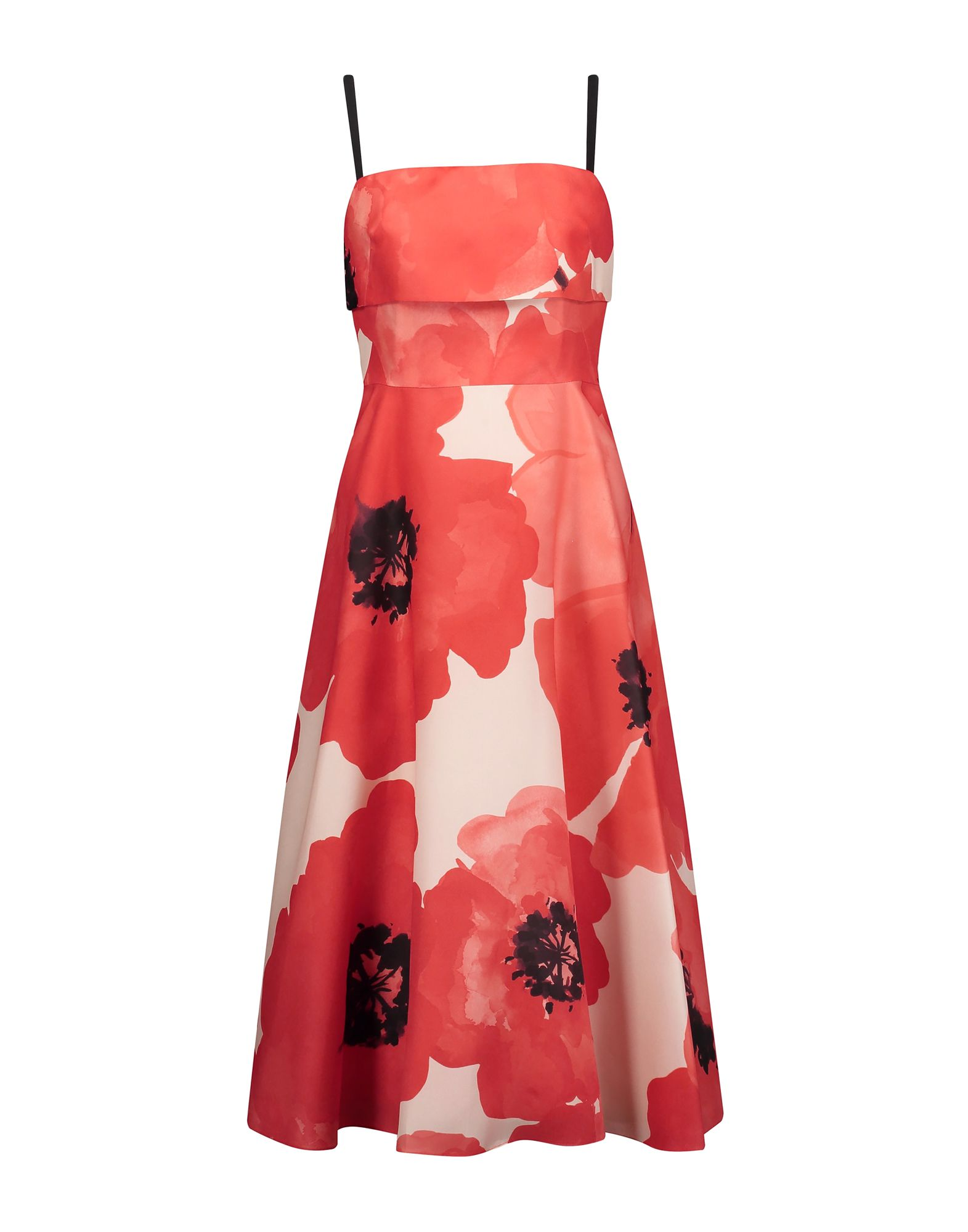 LELA ROSE Платье до колена