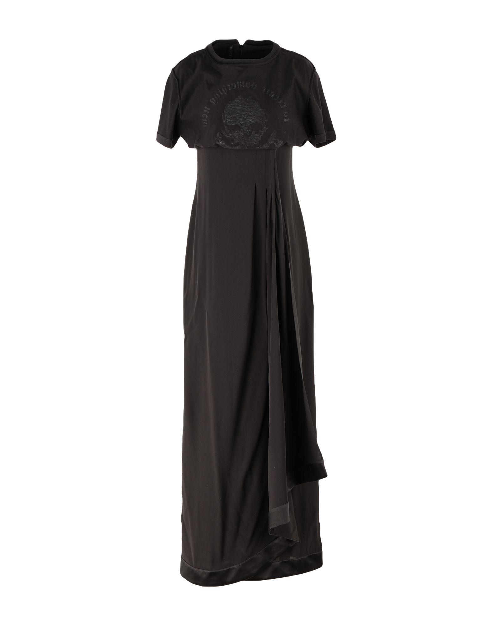 BEN TAVERNITI™ UNRAVEL PROJECT Платье до колена