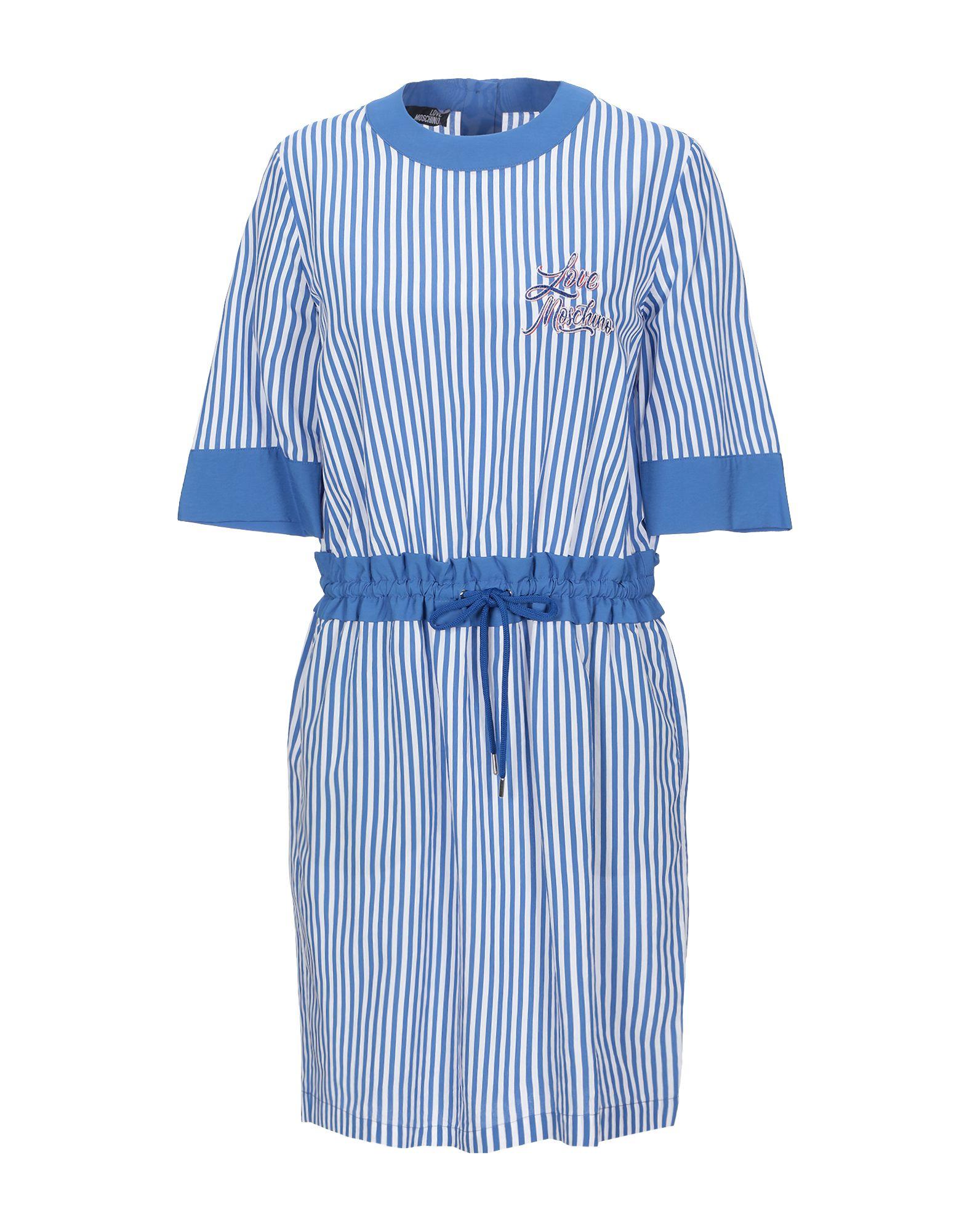 цена LOVE MOSCHINO Короткое платье онлайн в 2017 году