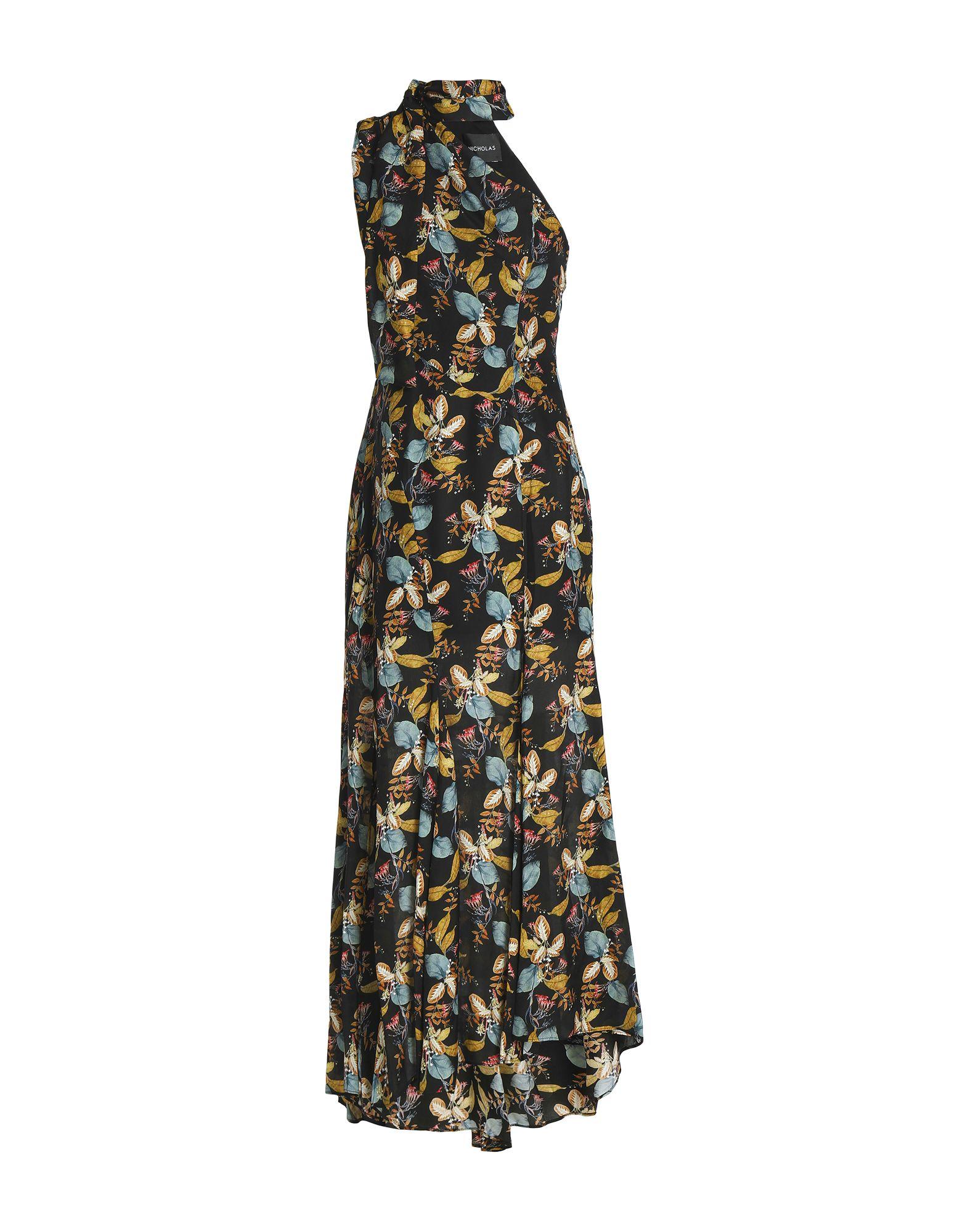 NICHOLAS Длинное платье