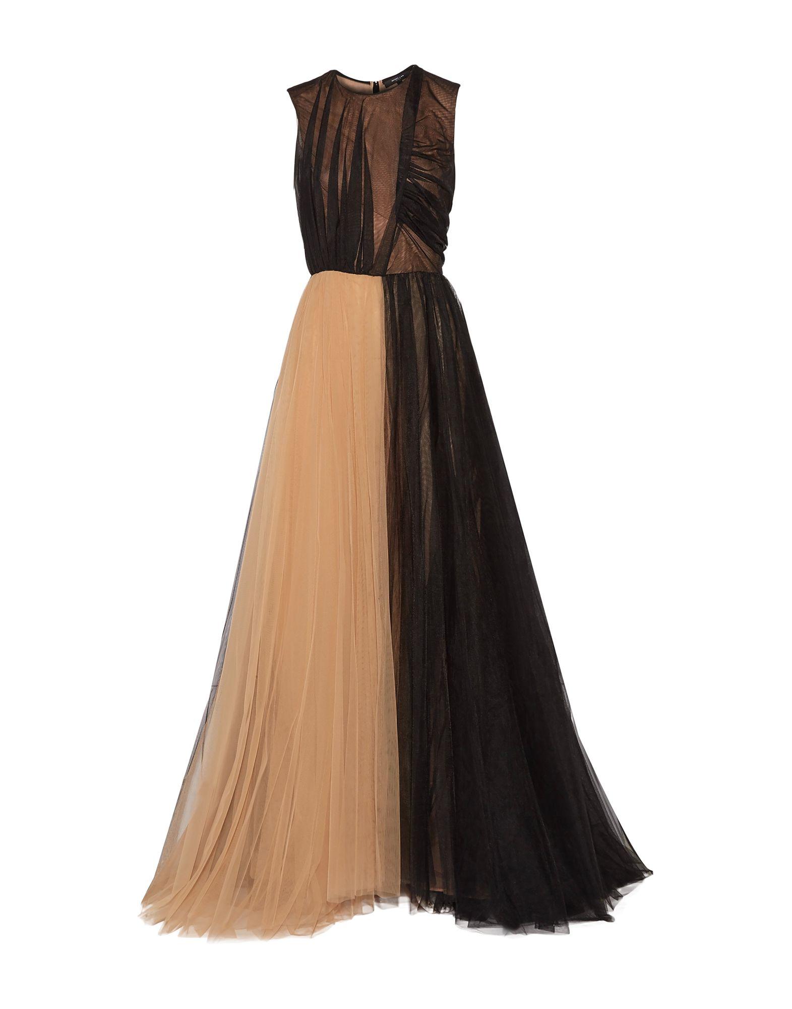 DEREK LAM Длинное платье