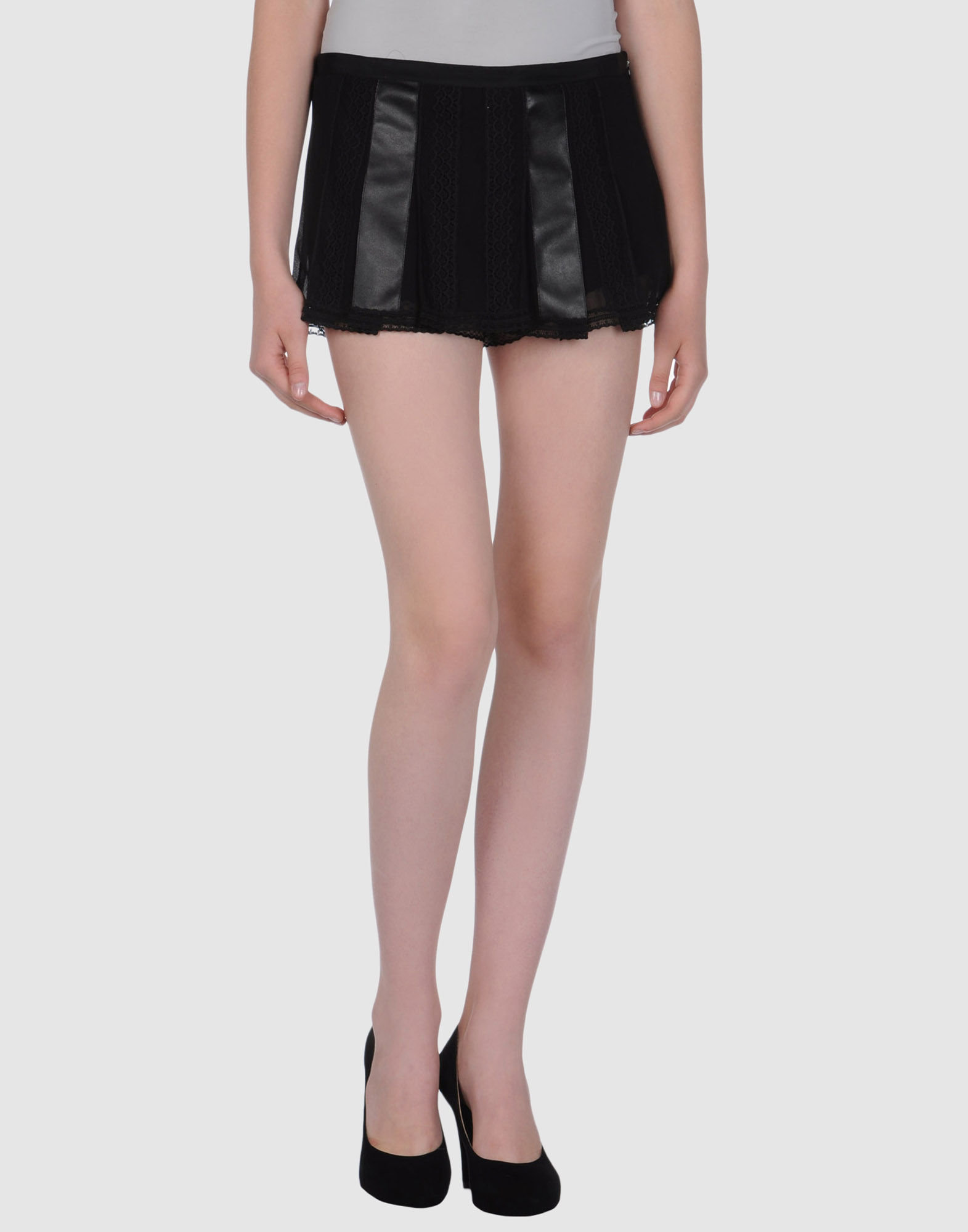 PHILOSOPHY di ALBERTA FERRETTI Мини-юбка юбка philosophy di alberta ferretti юбки мини короткие