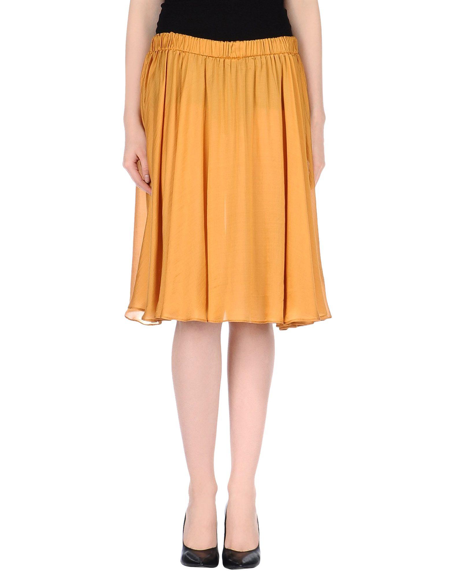 ASPESI | ASPESI Knee length skirts | Goxip