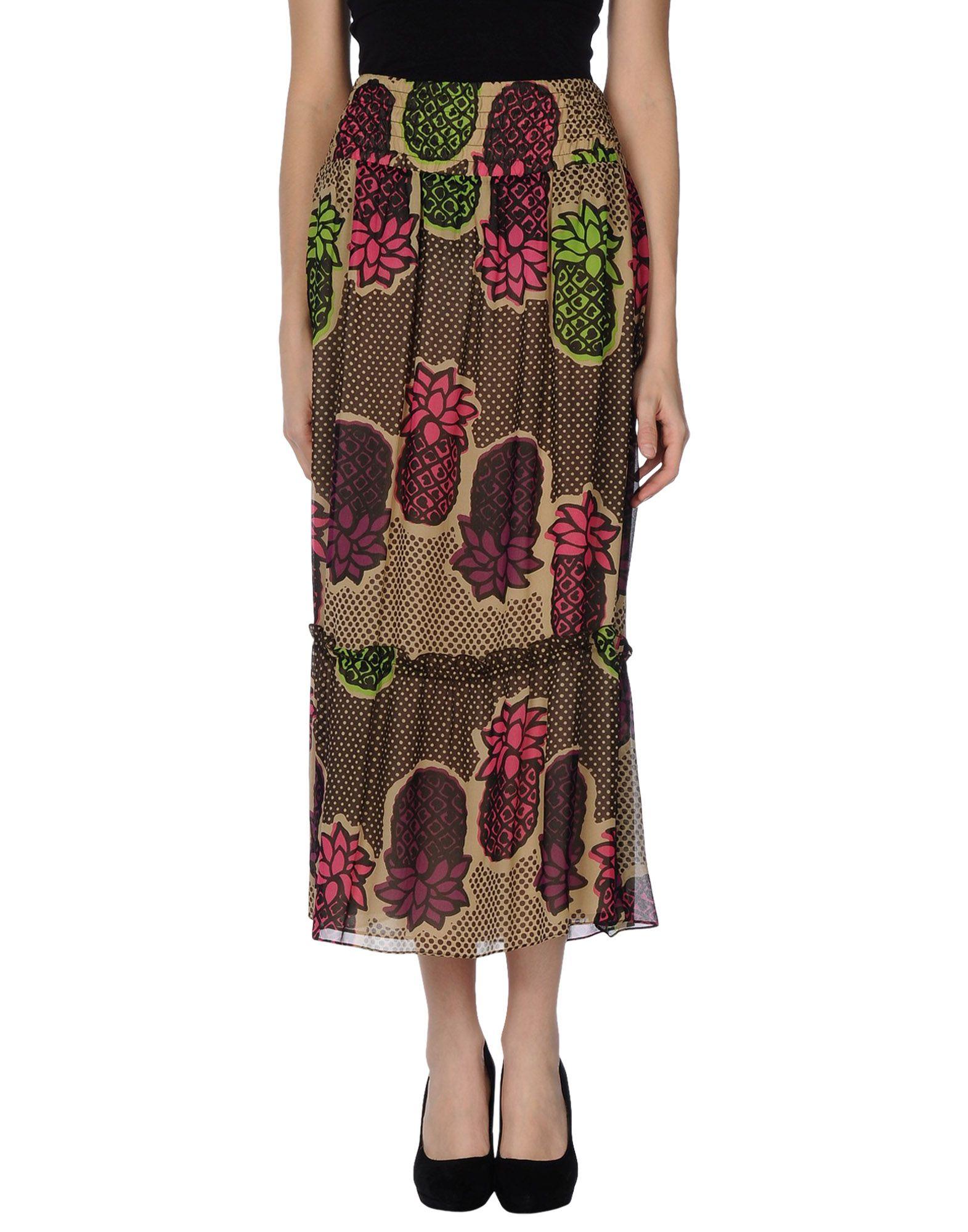 MOSCHINO CHEAP AND CHIC Юбка длиной 3/4 moschino couture юбка длиной 3 4