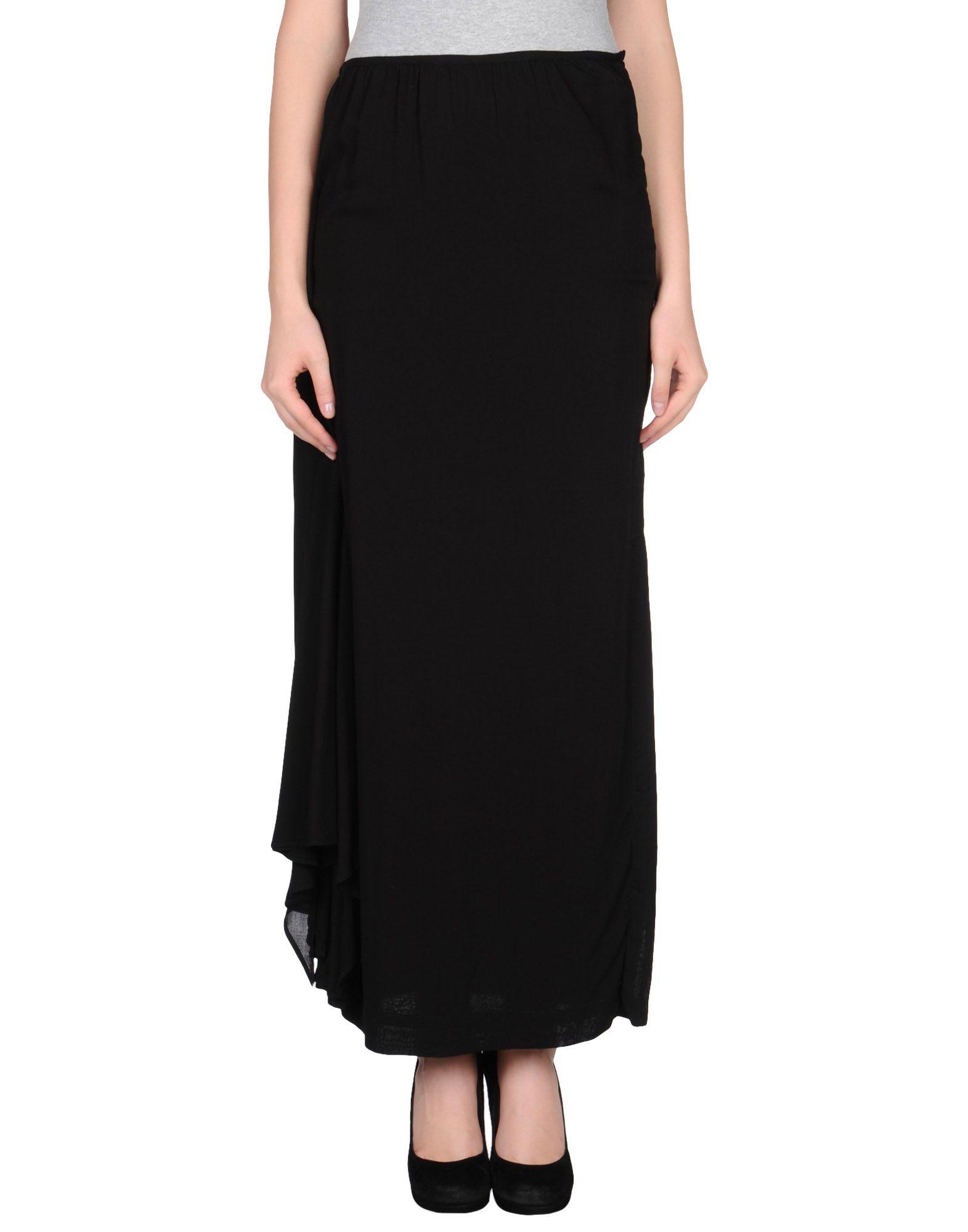 ARMANI JEANS Длинная юбка цена 2017