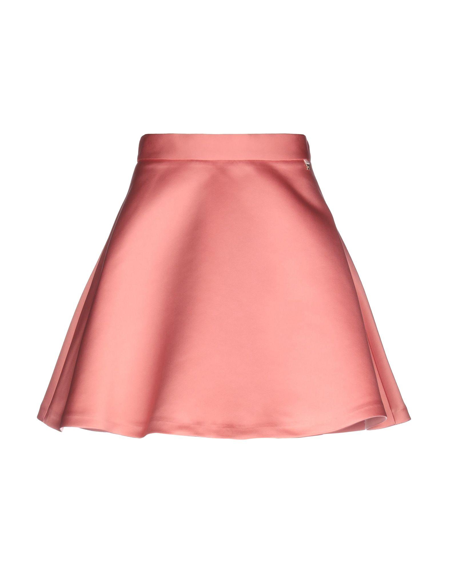 ELISABETTA FRANCHI GOLD Мини-юбка elisabetta franchi gold мини юбка