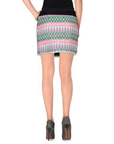 Фото 2 - Мини-юбка зеленого цвета