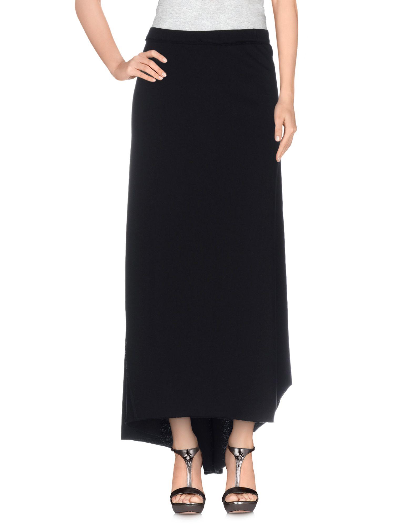 MANILA GRACE DENIM Длинная юбка цена и фото