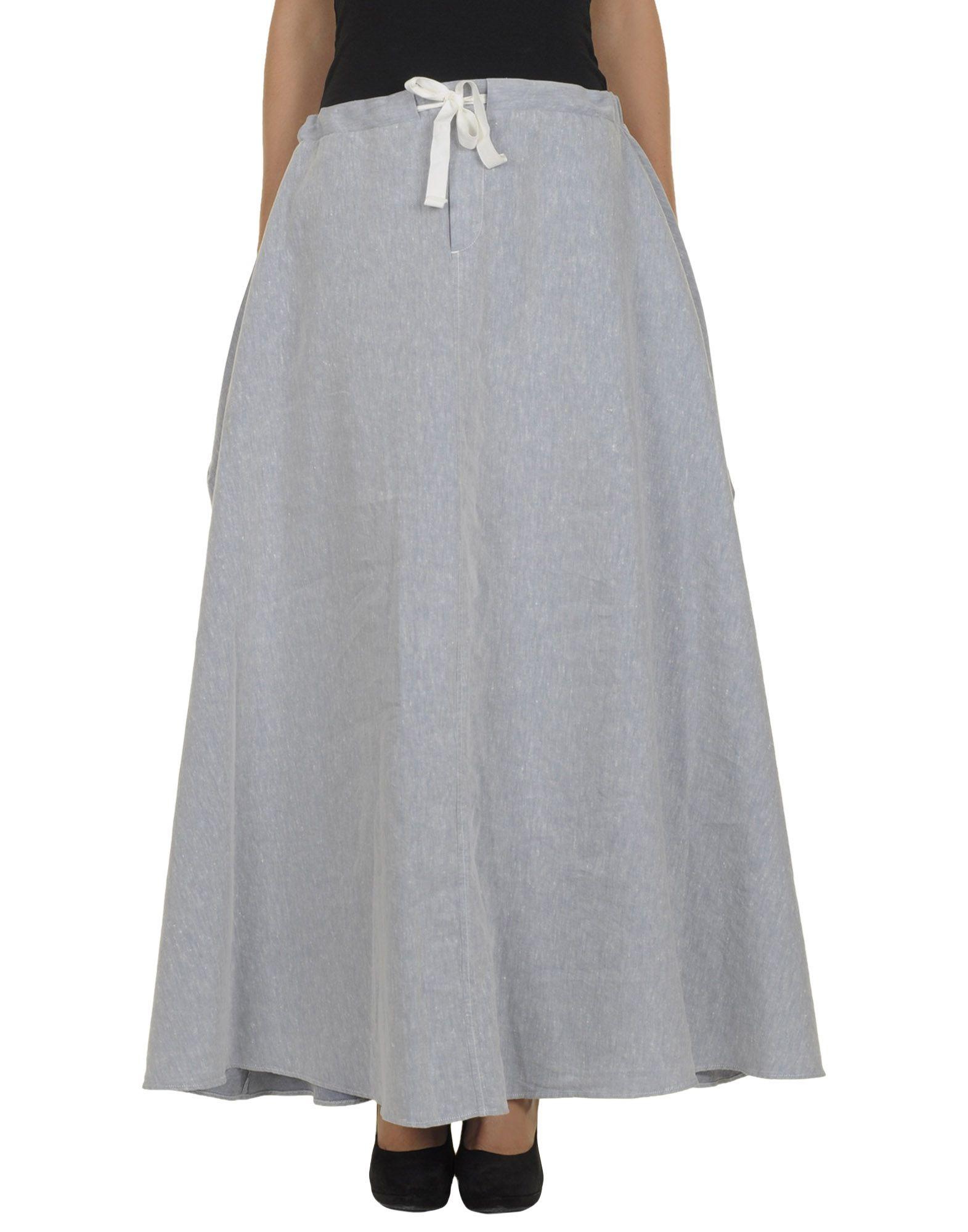 MM6 MAISON MARGIELA Длинная юбка 1 one длинная юбка