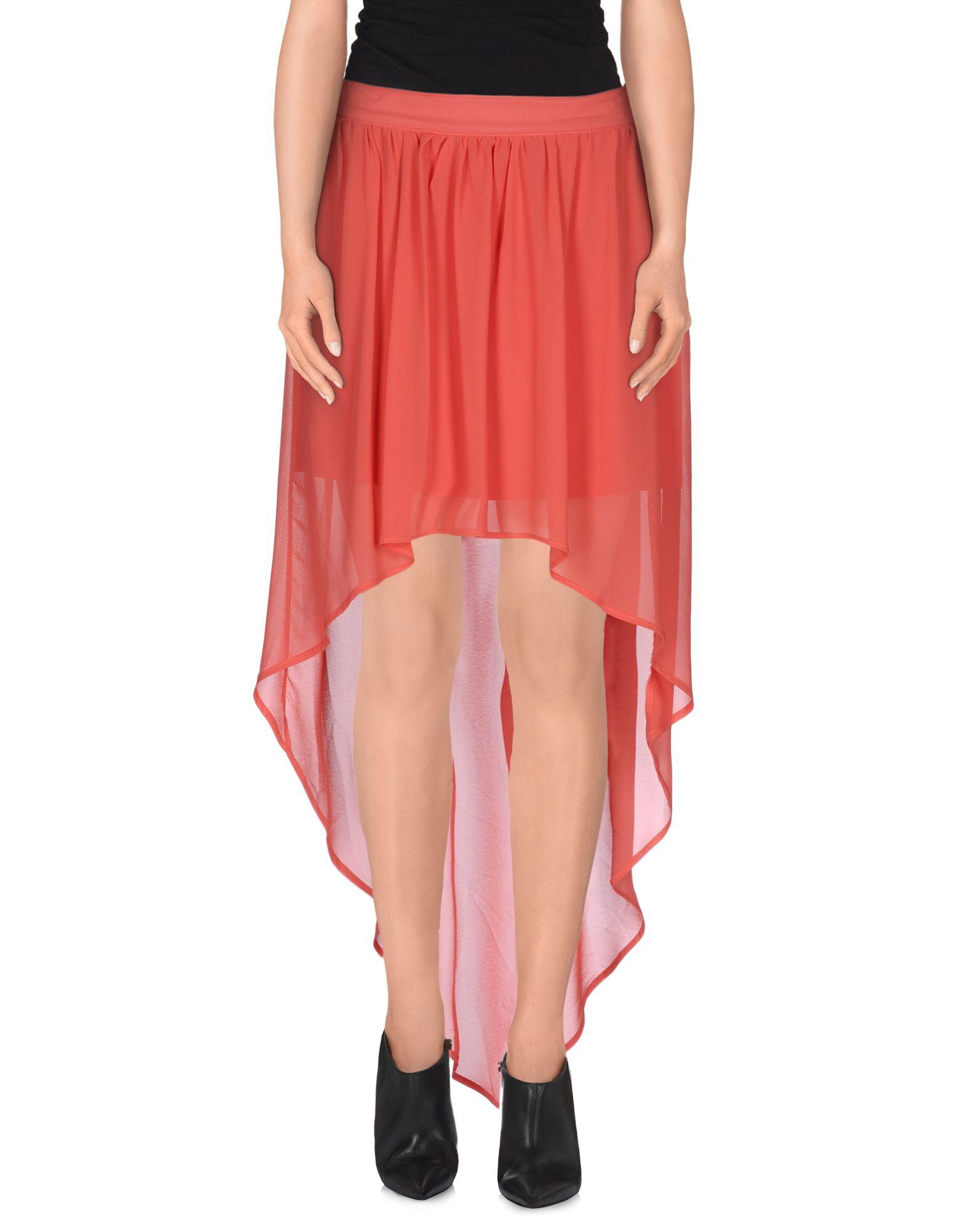 цена LA KORE Мини-юбка онлайн в 2017 году