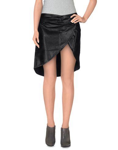 Фото - Мини-юбка от ODI ET AMO черного цвета