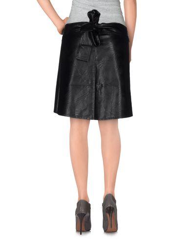 Фото 2 - Мини-юбка от ODI ET AMO черного цвета