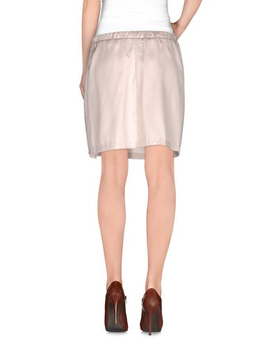Фото 2 - Мини-юбка розового цвета
