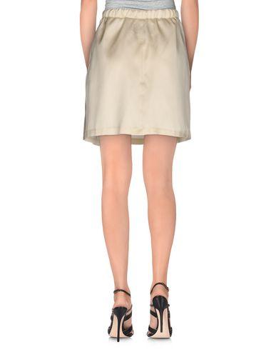 Фото 2 - Мини-юбка цвет слоновая кость