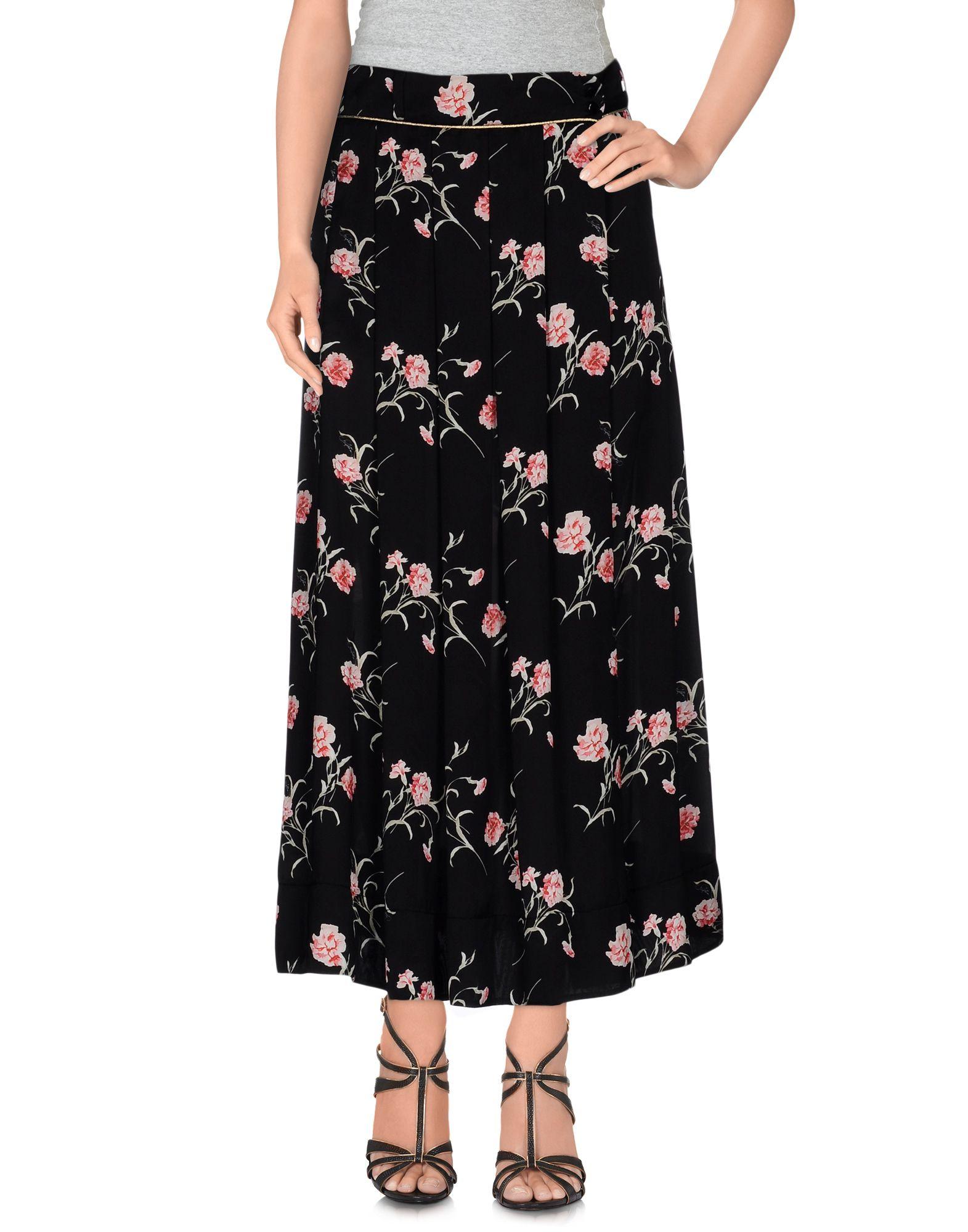 SOALLURE Юбка длиной 3/4 moschino couture юбка длиной 3 4