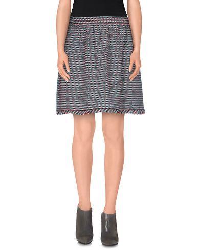 pinko-tag-knee-length-skirt