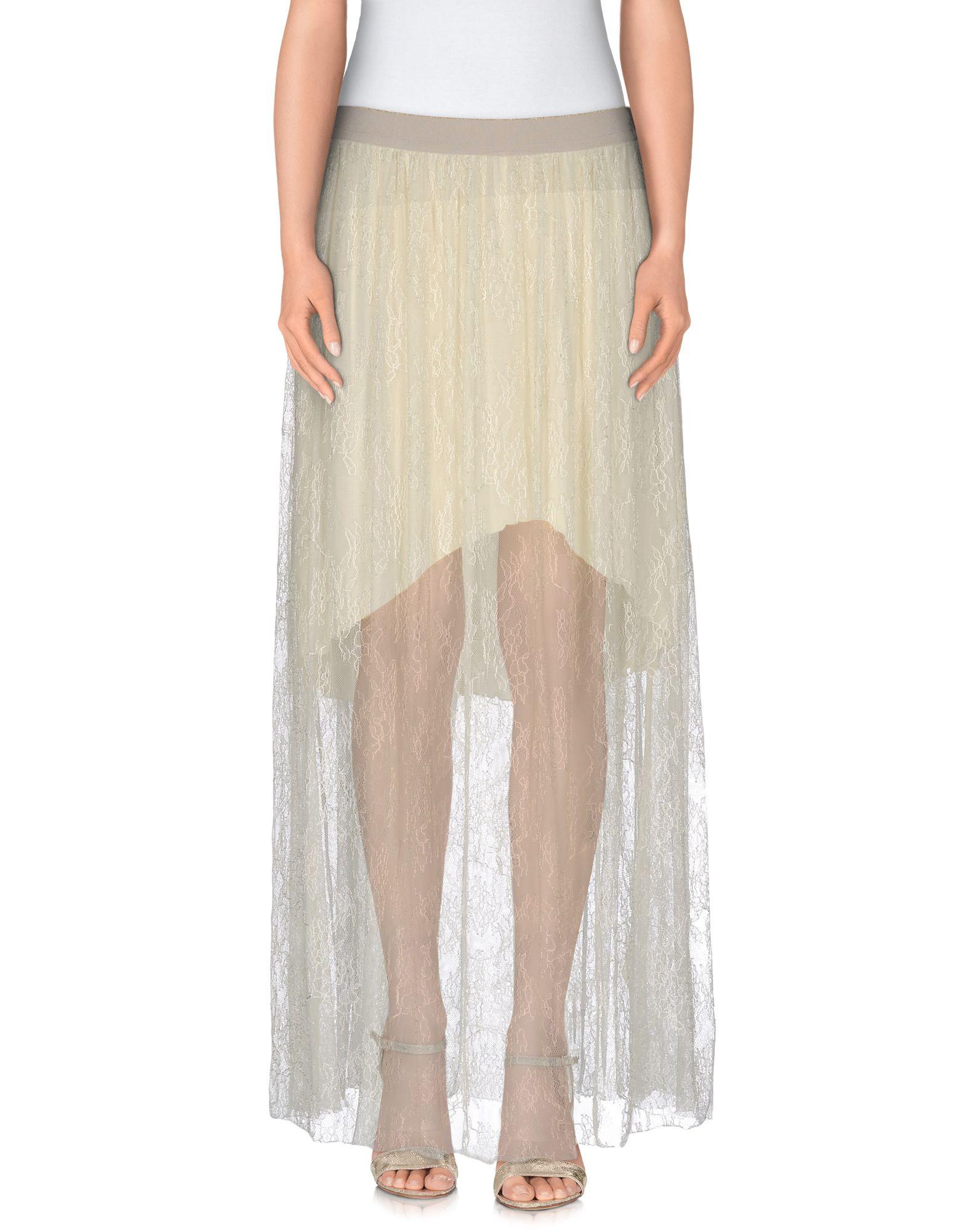 купить ANIYE BY Длинная юбка дешево