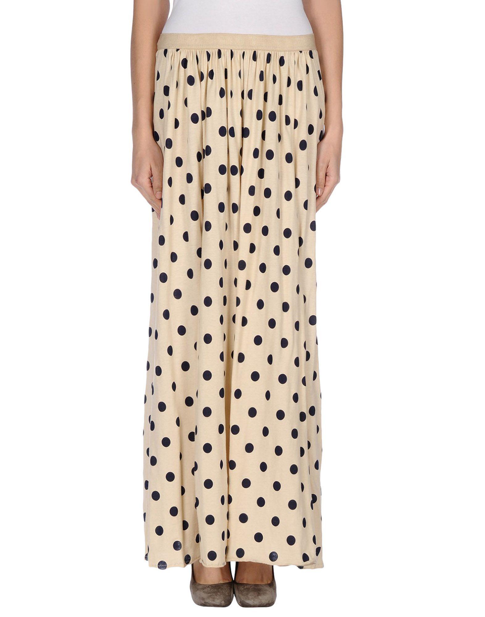 ...À_LA_FOIS... Длинная юбка momoní длинная юбка