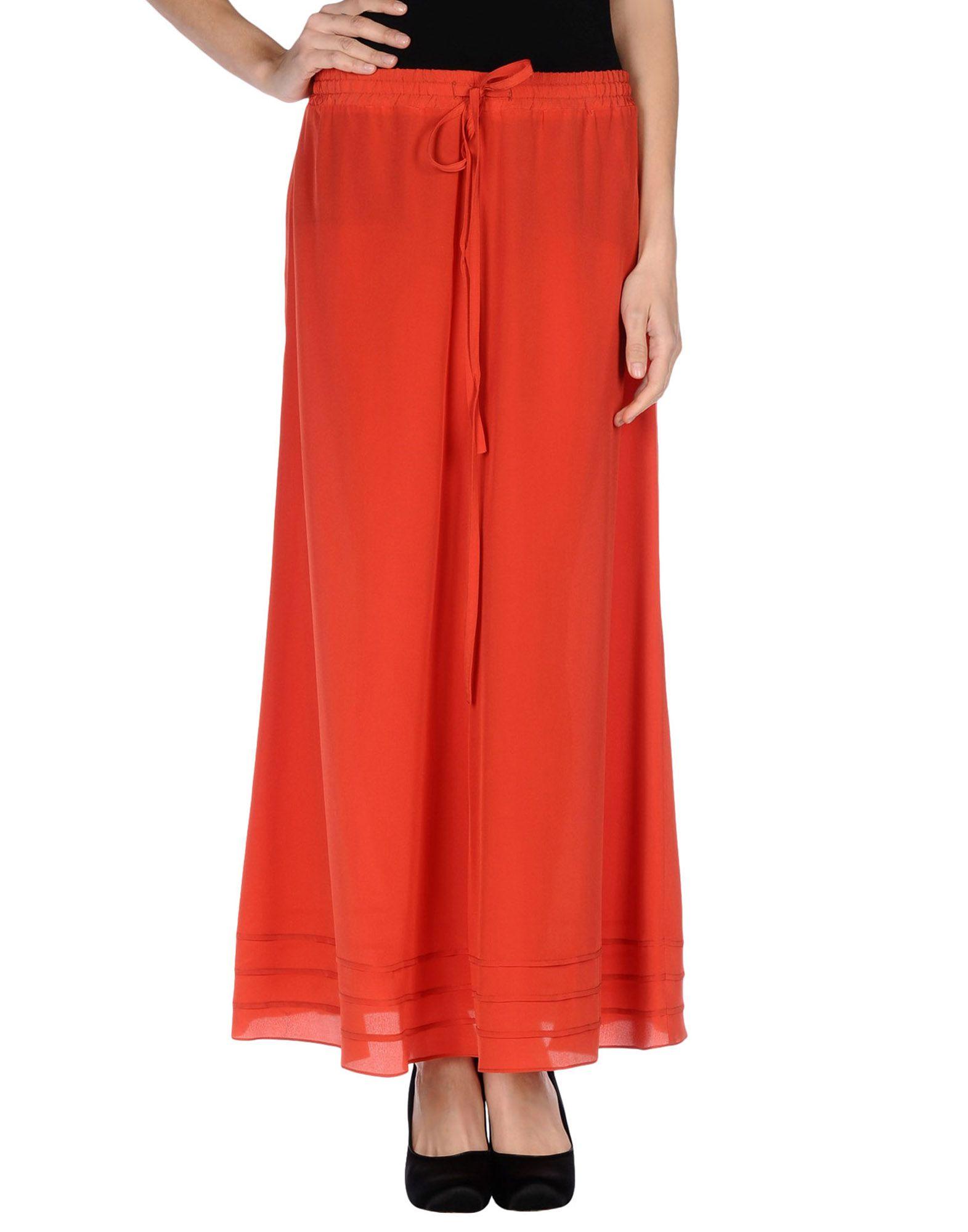 ...À_LA_FOIS... Длинная юбка rubies длинная гавайская юбка