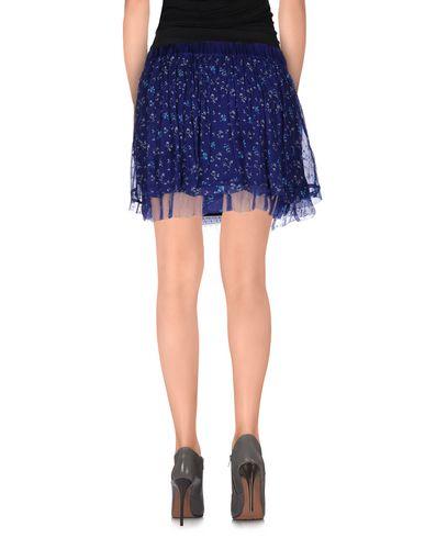 Фото 2 - Мини-юбка от SCEE by TWINSET фиолетового цвета