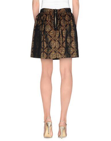 Фото 2 - Мини-юбка от SHIRTAPORTER цвета хаки