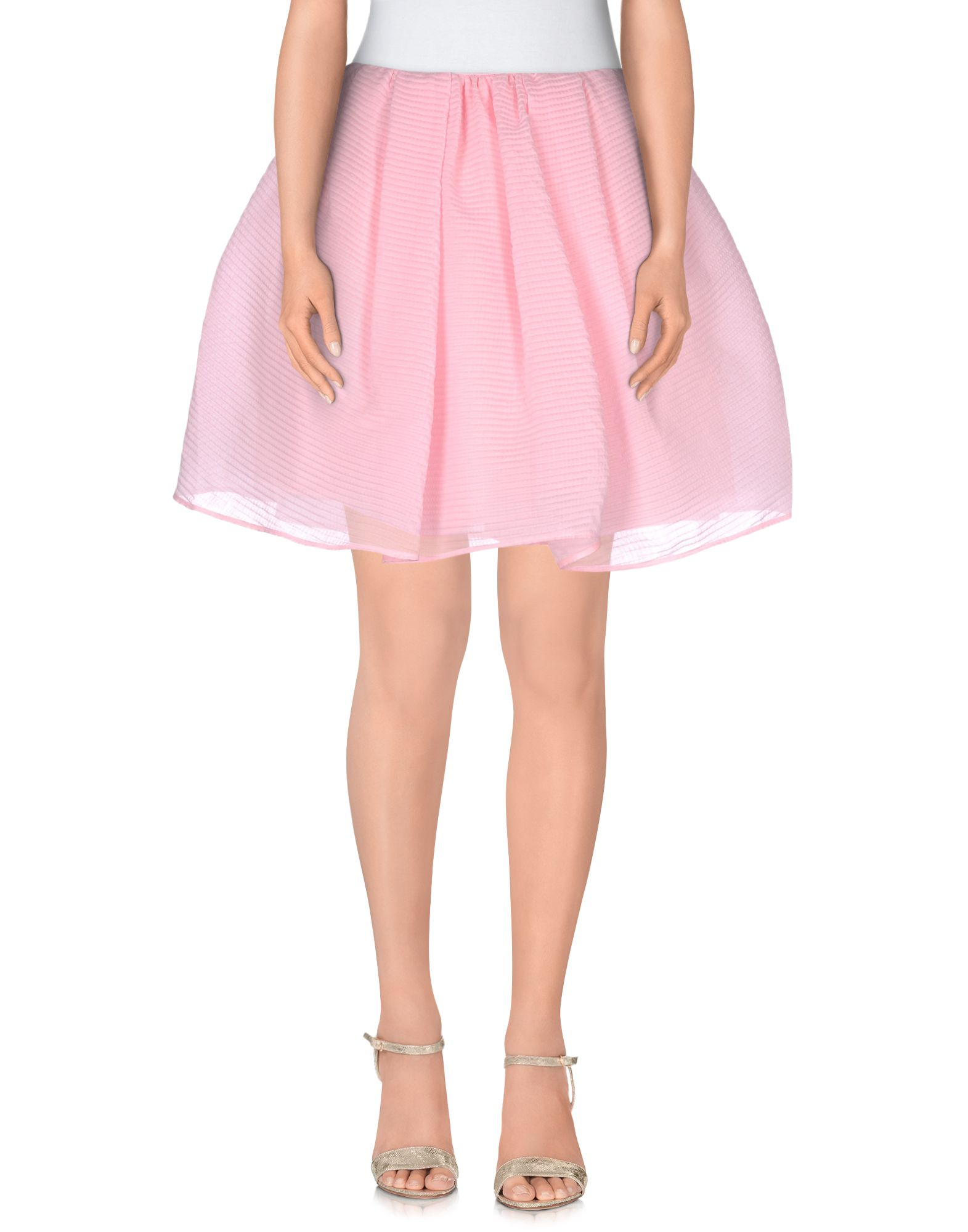 CARVEN | CARVEN Knee length skirts 35273441 | Goxip