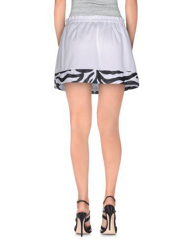 Фото 2 - Мини-юбка от GAëLLE Paris белого цвета