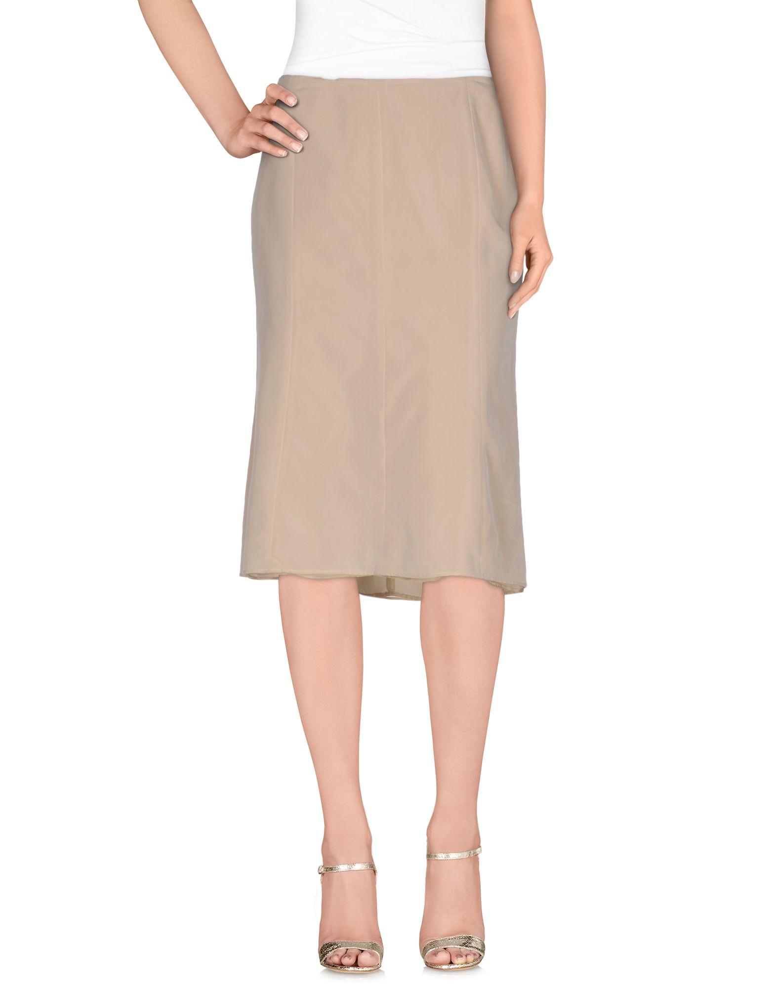 PANCALDI & B Юбка длиной 3/4 beatrice b юбка длиной 3 4