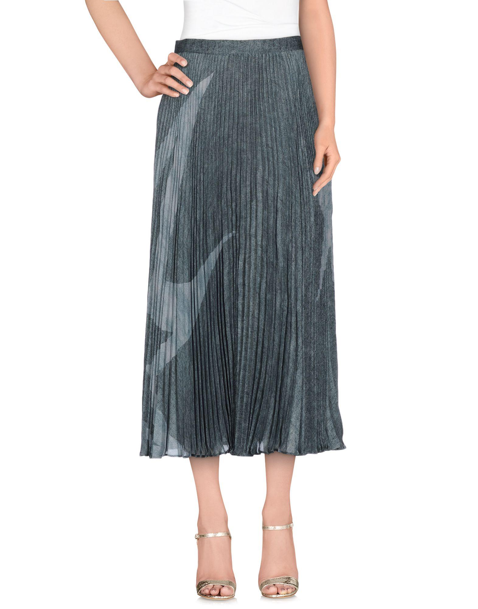 ELLE SASSON Юбка длиной 3/4 elle sasson джинсовая верхняя одежда
