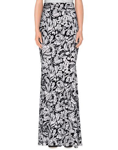 Длинная юбка размер 52 цвет белый