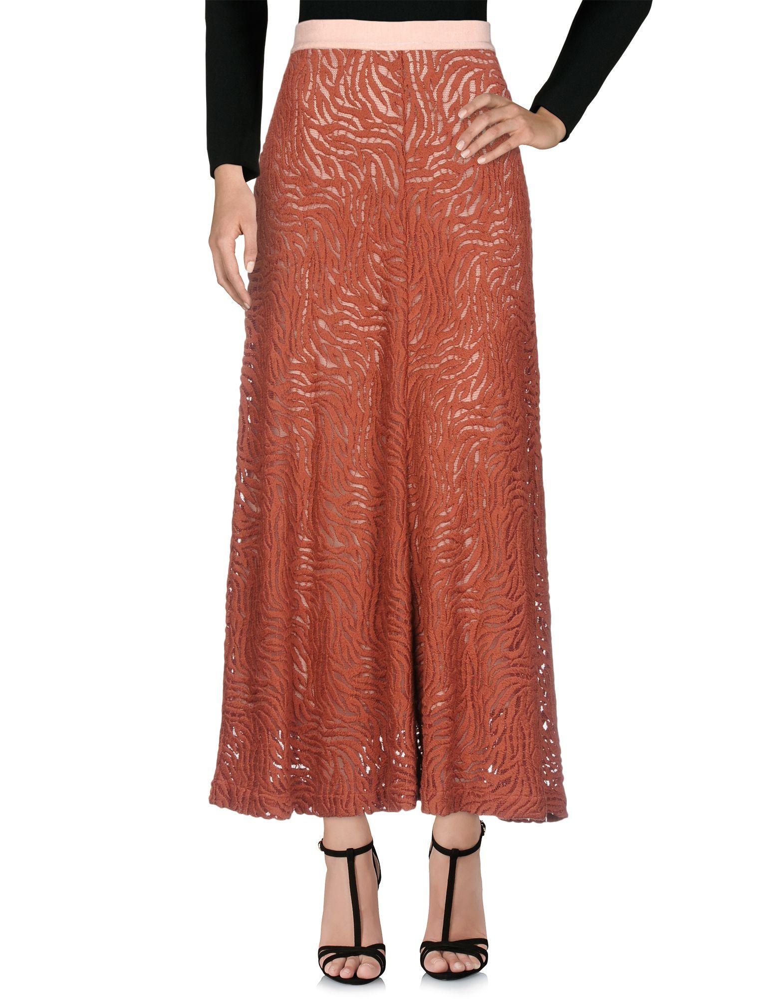 SOHO DE LUXE Длинная юбка soho de luxe водолазки