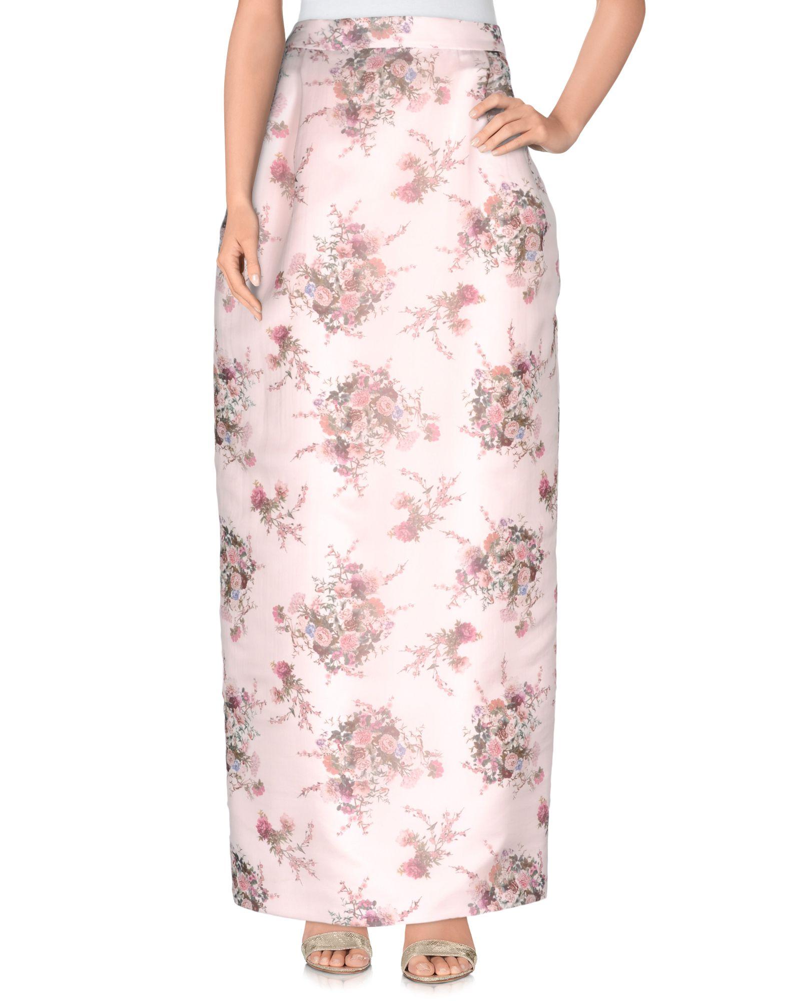 купить ALEX VIDAL Длинная юбка по цене 15400 рублей