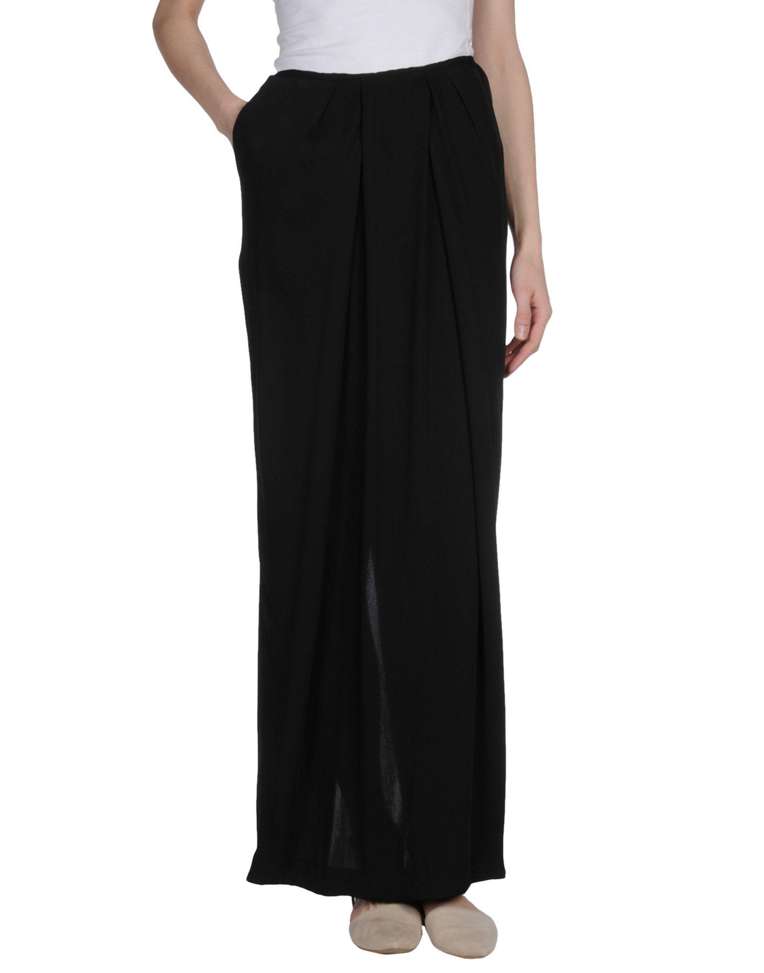 MAISON MARGIELA Длинная юбка юбка arma arma ar020ewqof41