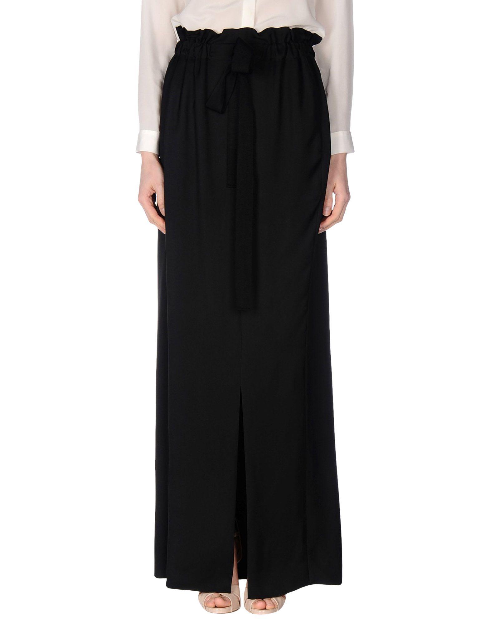 цены LANVIN Длинная юбка