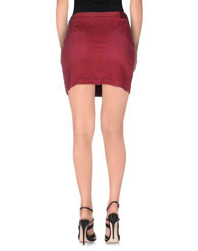 Фото 2 - Мини-юбка от KRISTINA TI цвет пурпурный
