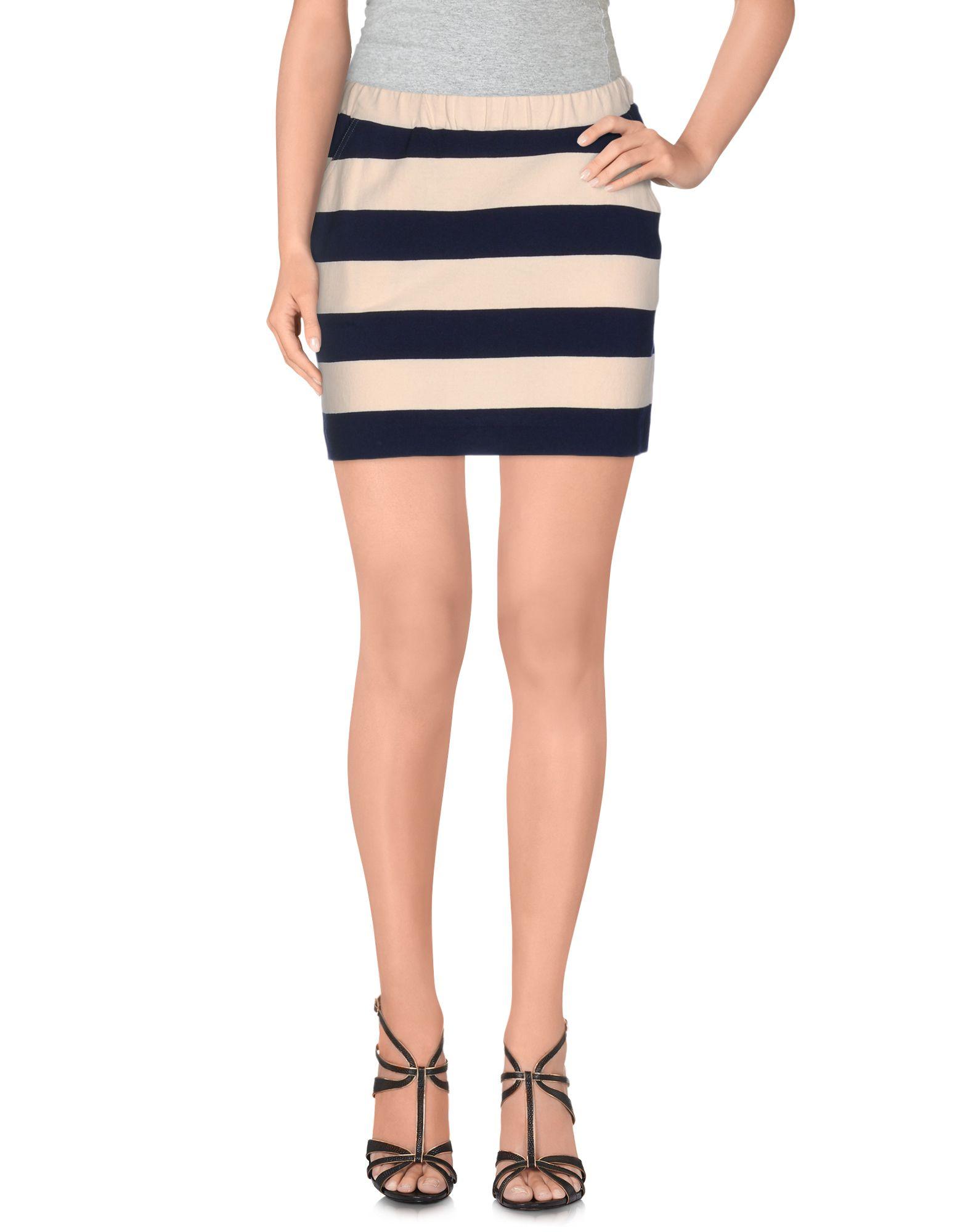 ASPESI Мини-юбка юбка brusnika brusnika br032ewwsq30