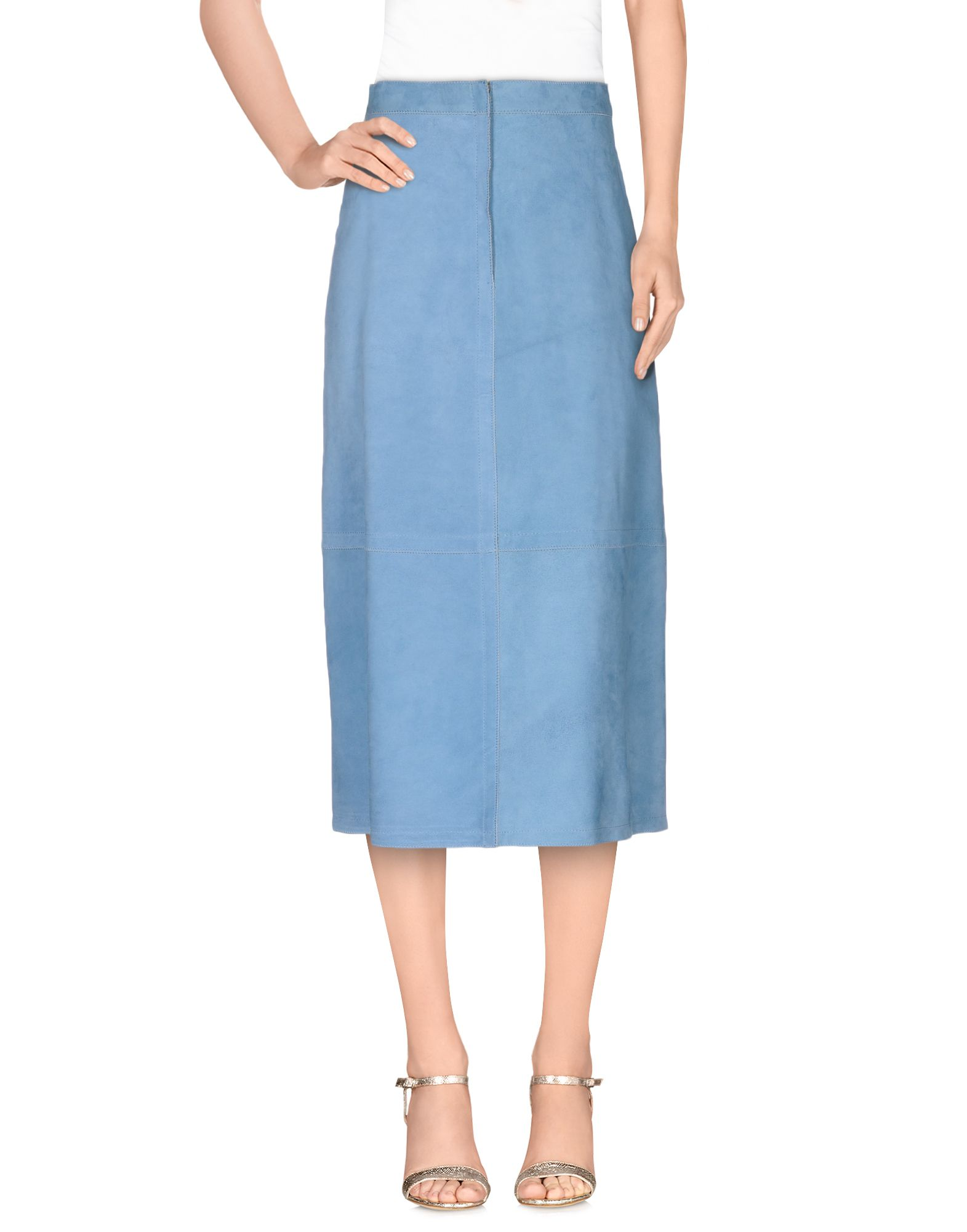 DSQUARED2 Юбка длиной 3/4 elle sasson юбка длиной 3 4