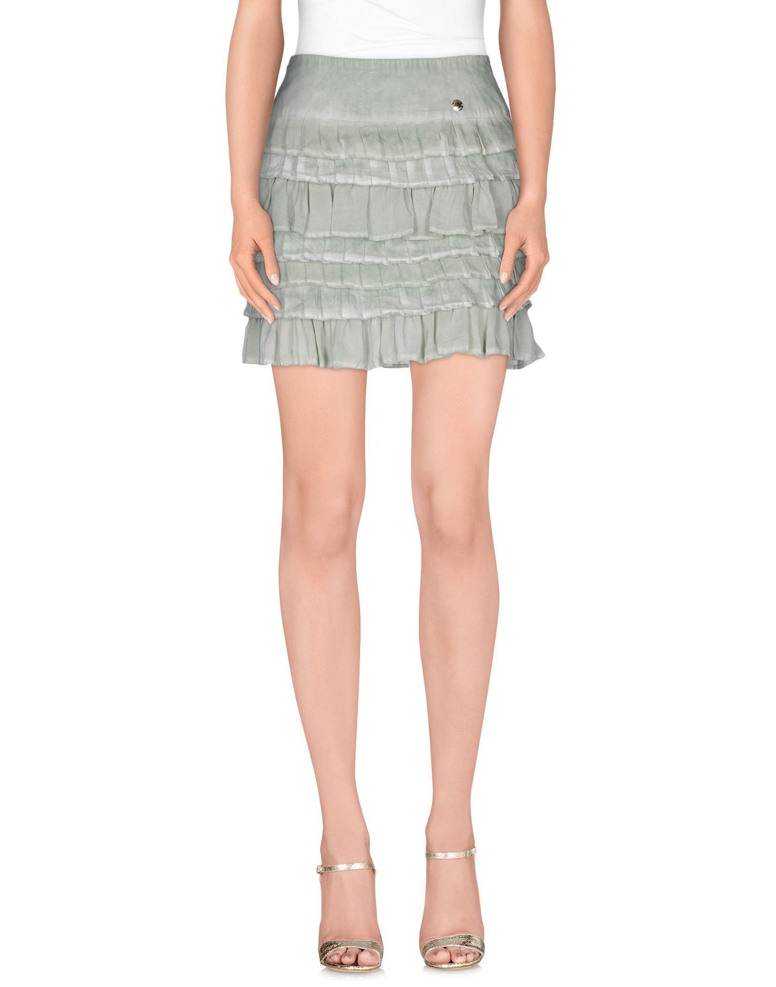 купить FAIRLY Мини-юбка по цене 3000 рублей