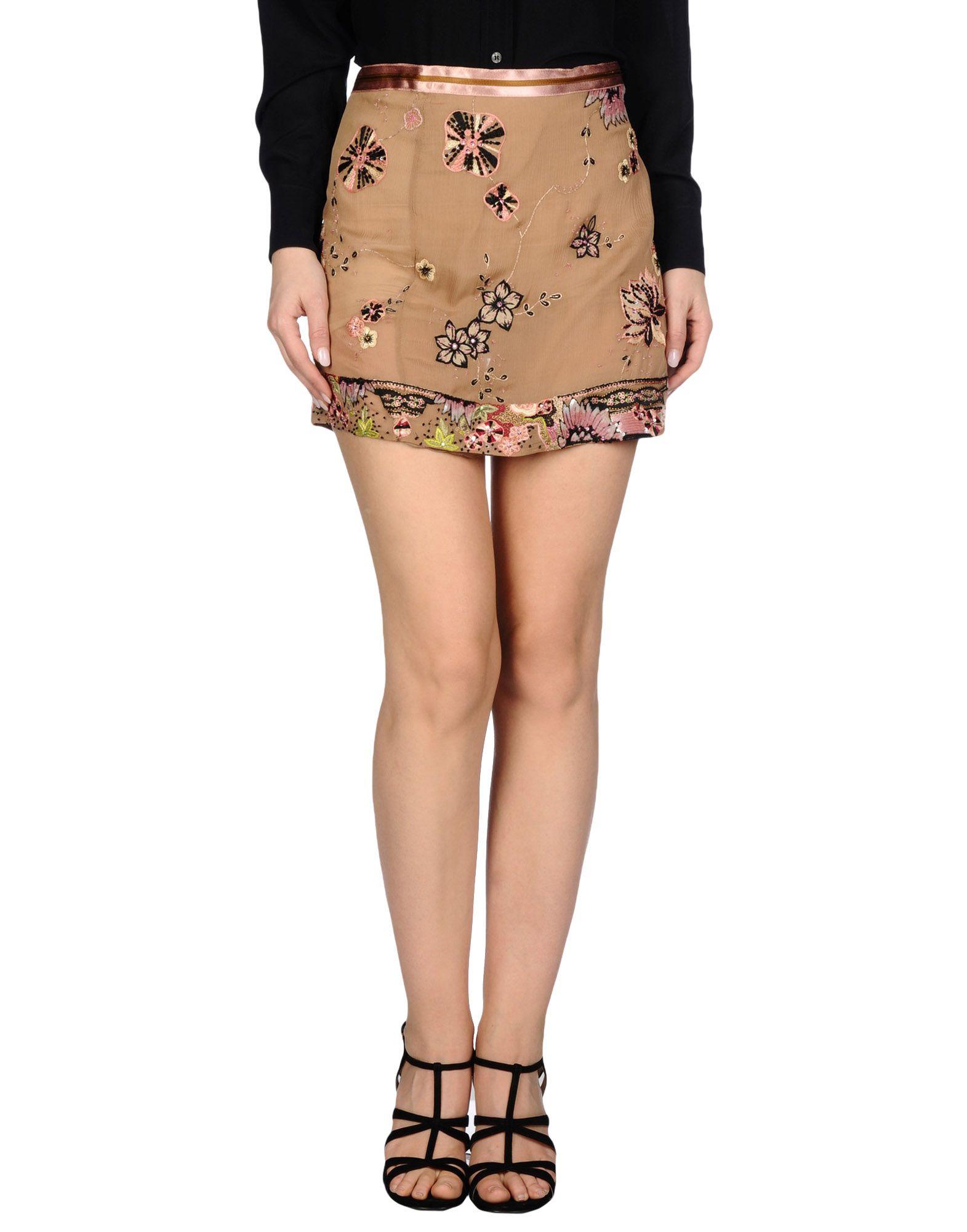 BLUMARINE Мини-юбка mattel храбрая сердцем с фигурками трансформерами принцессы disney