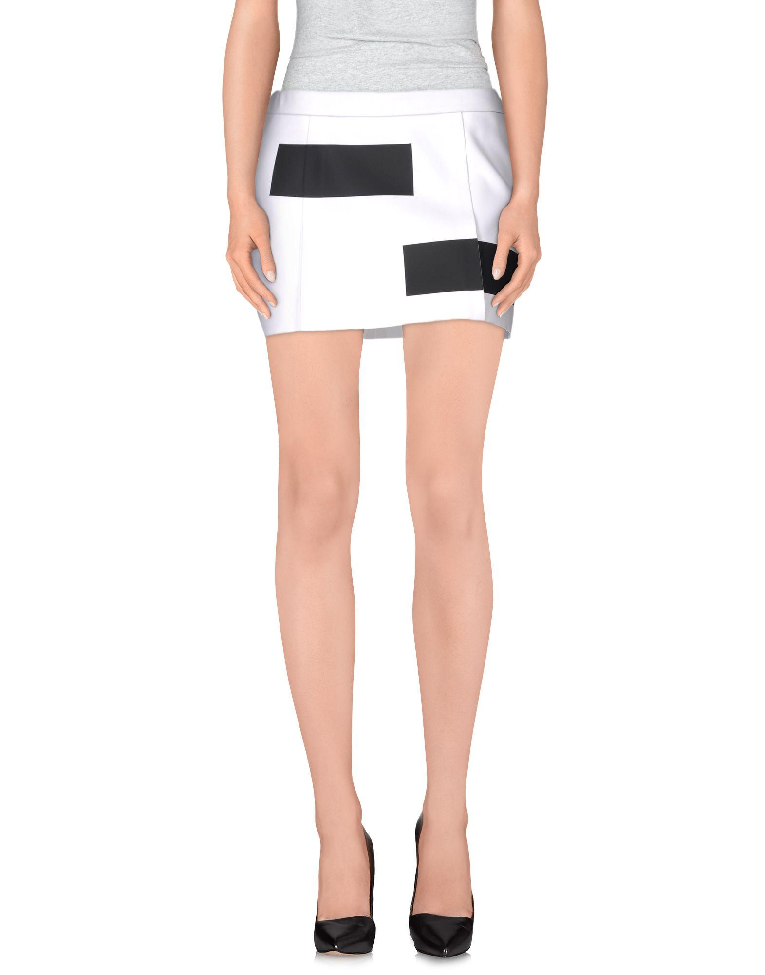 цена  KENZO Мини-юбка  онлайн в 2017 году