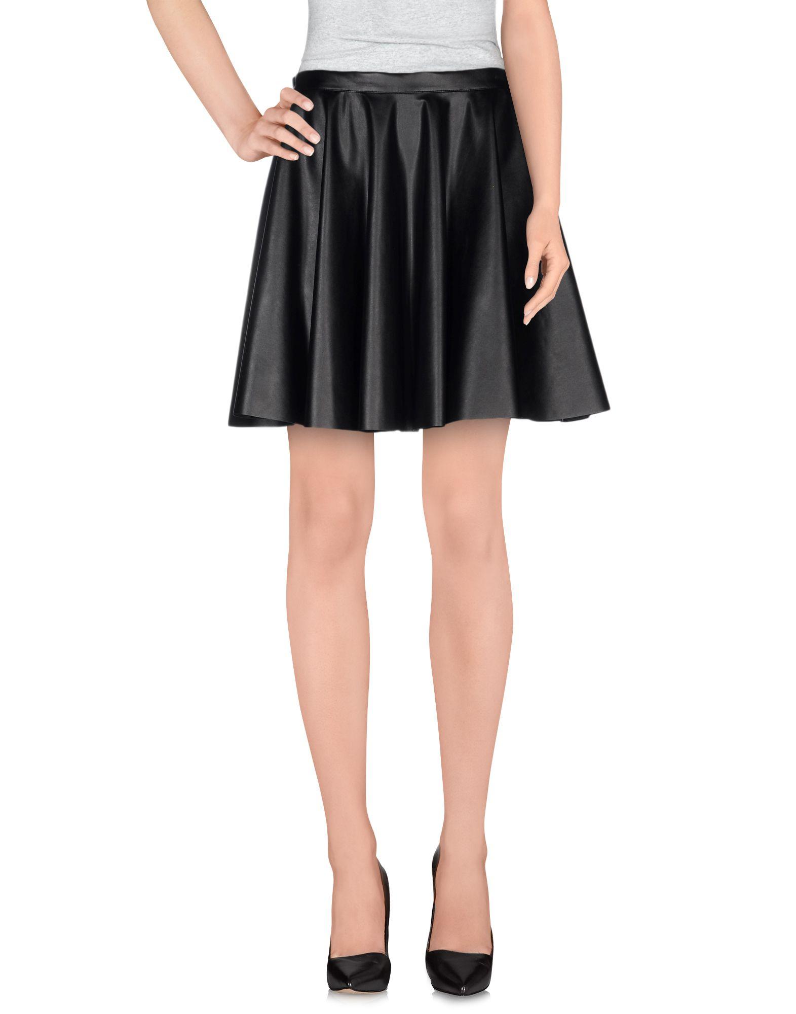 m grifoni denim knee length skirts shop at ebates
