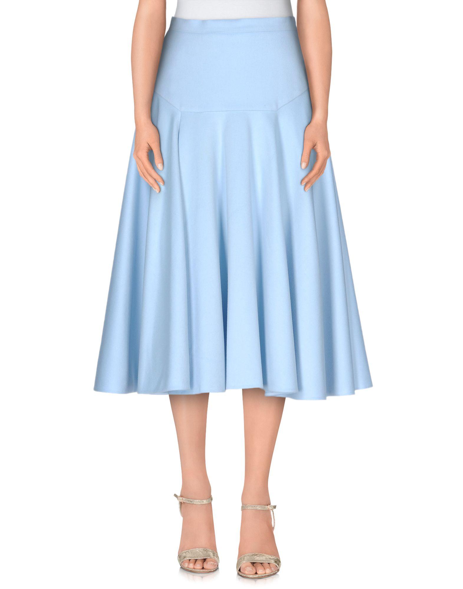 VIONNET Юбка длиной 3/4 vionnet платье длиной 3 4