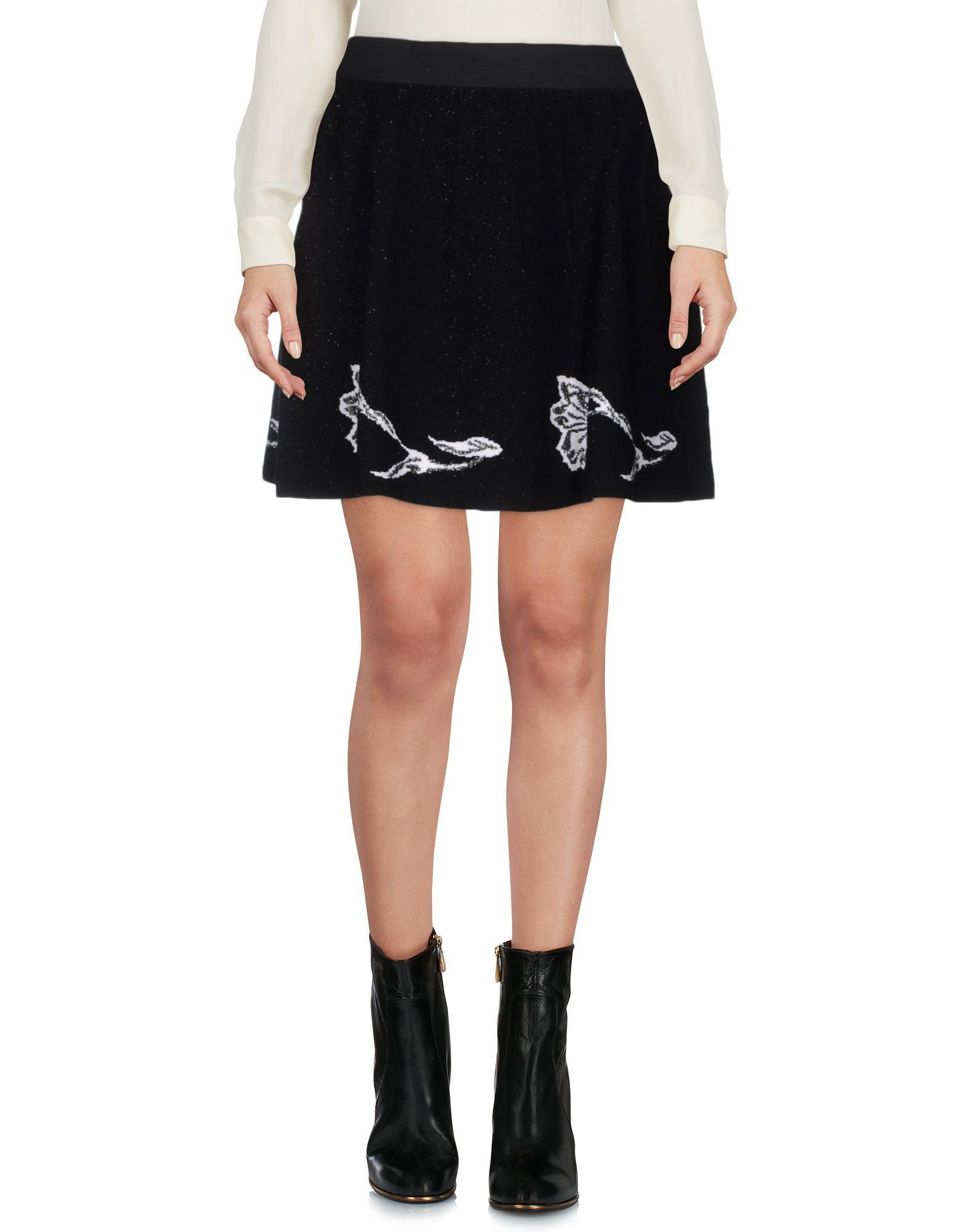 где купить  BLUGIRL BLUMARINE Мини-юбка  по лучшей цене