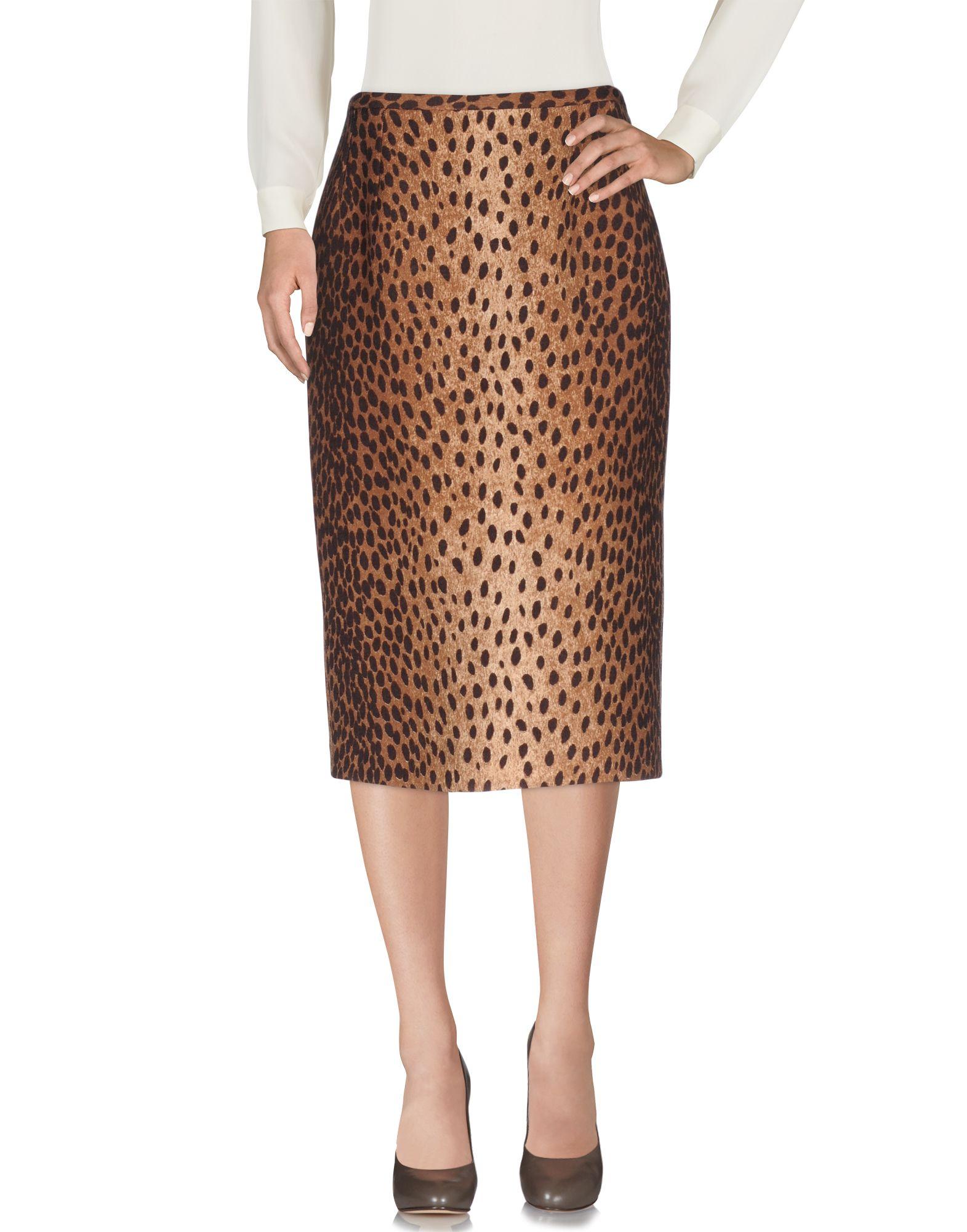 PADÌ COUTURE Юбка длиной 3/4 moschino couture юбка длиной 3 4